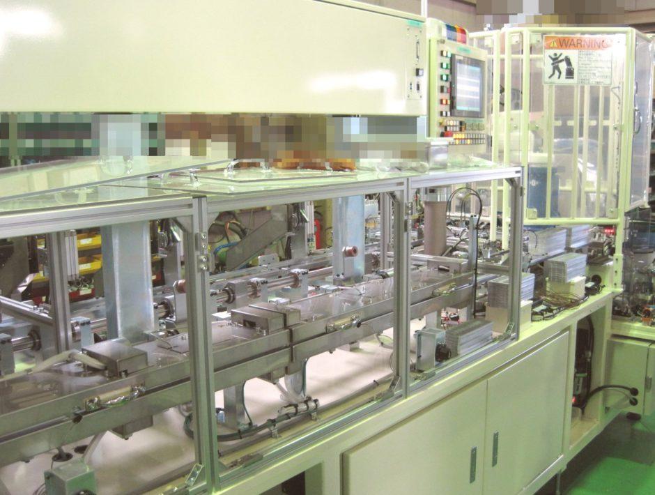 ソリッド恒温槽式温度検査装置