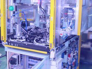 油圧コントロールバルブ組付装置