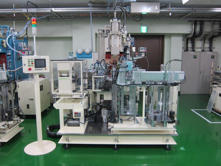 ハーメチックシール自動溶接機